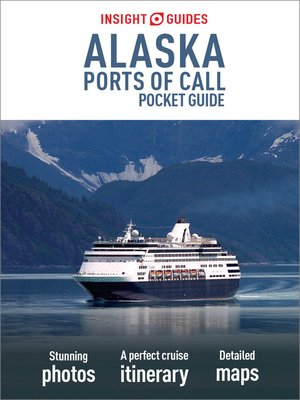 cover image of Insight Guides Pocket Alaska Ports of Call