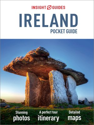 cover image of Insight Guides Pocket Ireland (Travel Guide eBook)