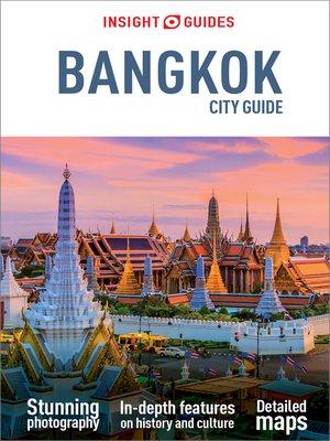 cover image of Insight City Guide Bangkok