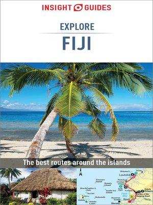 cover image of Insight Guides Explore Fiji (Travel Guide eBook)