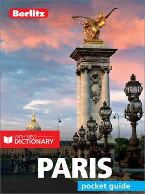 cover image of Berlitz Pocket Guide Paris  (Travel Guide eBook)