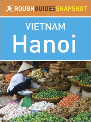 cover image of Hanoi (Rough Guides Snapshot Vietnam)