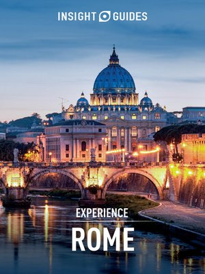 cover image of Insight Guides: Experience Rome
