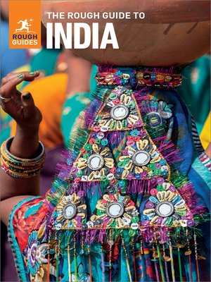 cover image of The Rough Guide to India (Travel Guide eBook)