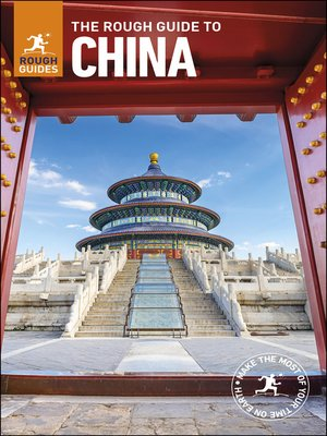 cover image of The Rough Guide to China
