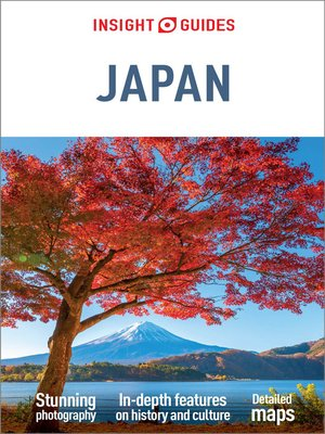 cover image of Insight Guides Japan (Travel Guide eBook)