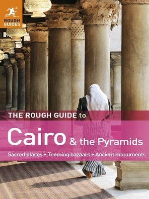 The rough guide to cairo and the pyramids by dan richardson.