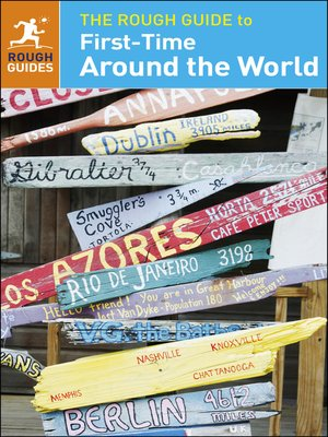 cover image of The Rough Guide to First-Time Around the World