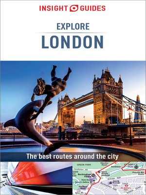 cover image of Insight Guides Explore London (Travel Guide eBook)