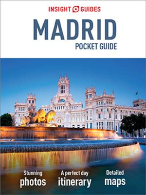 cover image of Insight Guides Pocket Madrid (Travel Guide eBook)