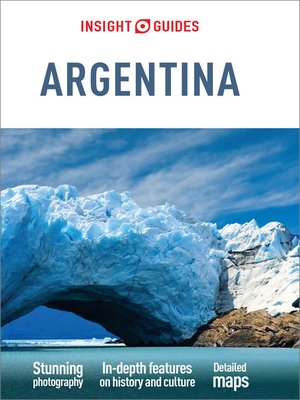 cover image of Insight Guides Argentina