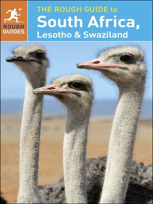 cover image of The Rough Guide to South Africa, Lesotho & Swaziland