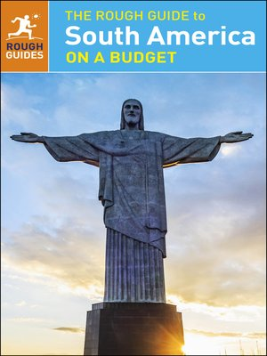 cover image of The Rough Guide to South America On a Budget
