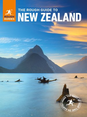 cover image of The Rough Guide to New Zealand (Travel Guide eBook)