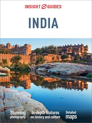 cover image of Insight Guides India (Travel Guide eBook)