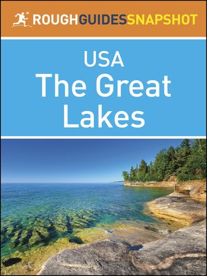 cover image of Rough Guides Snapshots USA - The Great Lakes