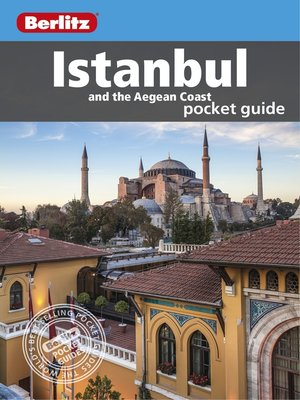 cover image of Berlitz: Istanbul & The Aegean Coast Pocket Guide