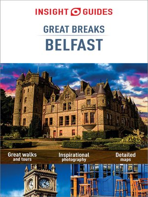 cover image of Insight Guides Great Breaks Belfast