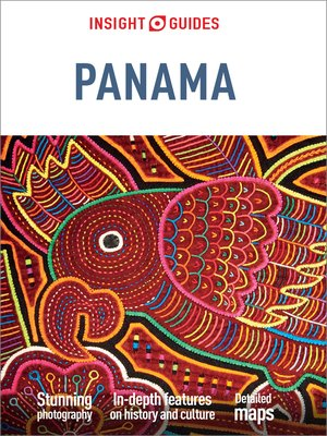 cover image of Insight Guides Panama (Travel Guide eBook)