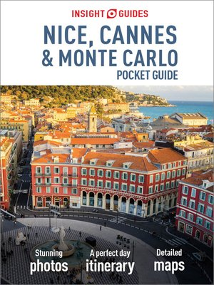 cover image of Insight Guides Pocket Nice, Cannes & Monte Carlo (Travel Guide with Free eBook)