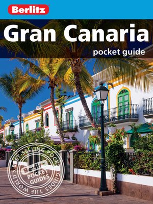 cover image of Berlitz: Gran Canaria Pocket Guide