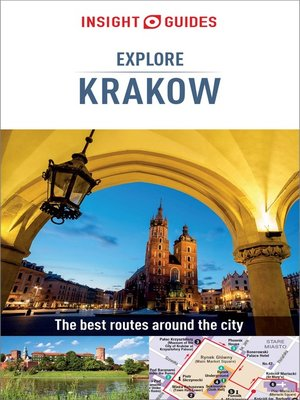 cover image of Insight Guides Explore Krakow (Travel Guide eBook)