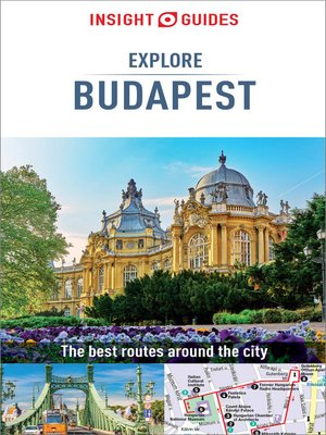 cover image of Insight Guides Explore Budapest (Travel Guide eBook)
