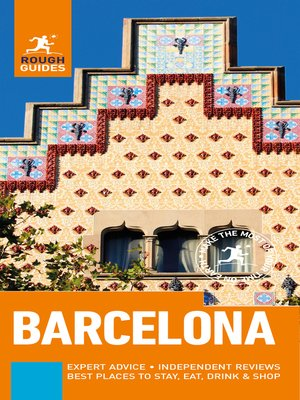 cover image of Pocket Rough Guide Barcelona (Travel Guide eBook)
