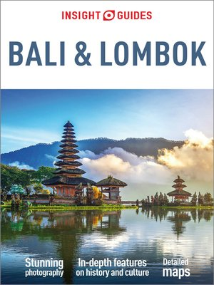 cover image of Insight Guides Bali & Lombok (Travel Guide eBook)