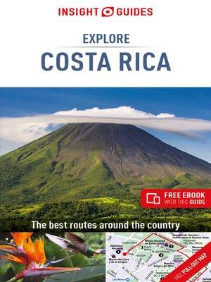 cover image of Insight Guides Explore Costa Rica