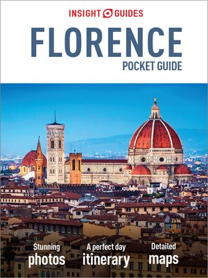 cover image of Insight Guides Pocket Florence (Travel Guide eBook)