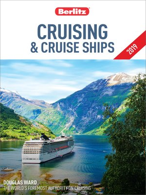 cover image of Berlitz Cruising and Cruise Ships 2019