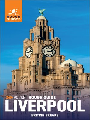 cover image of Pocket Rough Guide British Breaks Liverpool (Travel Guide eBook)