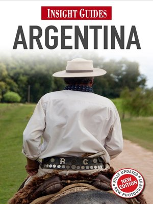 cover image of Insight Guides: Argentina
