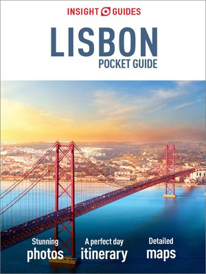 cover image of Insight Guides Pocket Lisbon