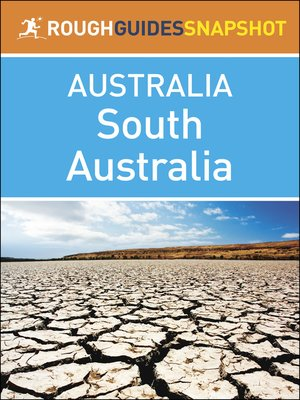 cover image of Rough Guides Snapshots Australia: South Australia
