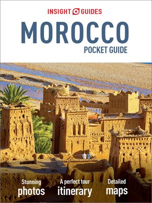 cover image of Insight Guides Pocket Morocco (Travel Guide eBook)