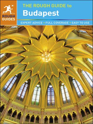cover image of The Rough Guide to Budapest
