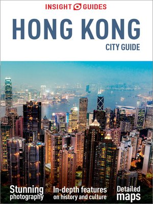 cover image of Insight Guides City Guide Hong Kong