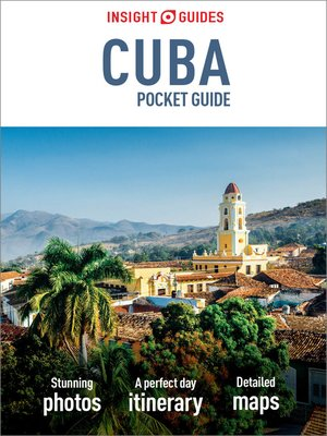 cover image of Insight Guides Pocket Cuba (Travel Guide eBook)