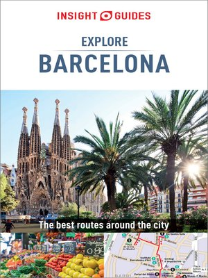cover image of Insight Guides Explore Barcelona (Travel Guide eBook)