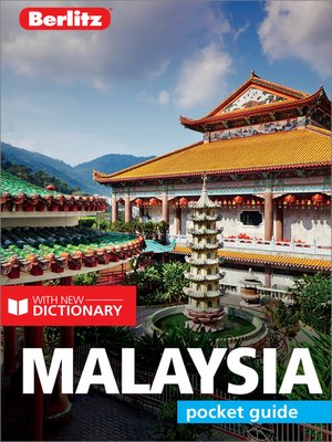 cover image of Berlitz Pocket Guide Malaysia  (Travel Guide eBook)