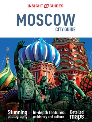 cover image of Insight Guides: City Guide Moscow
