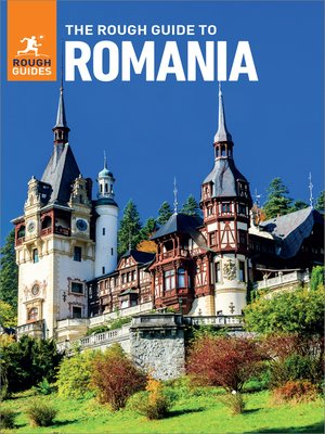cover image of The Rough Guide to Romania (Travel Guide eBook)