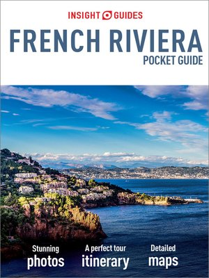 cover image of Insight Guides Pocket French Riviera