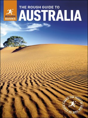 cover image of The Rough Guide to Australia