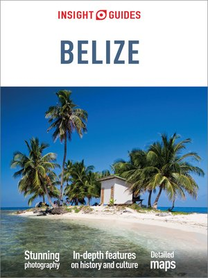 cover image of Insight Guides Belize (Travel Guide eBook)