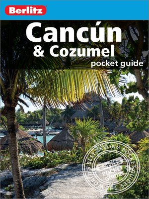cover image of Berlitz Pocket Guide Cancun & Cozumel