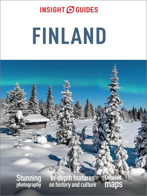 cover image of Insight Guides Finland (Travel Guide eBook)