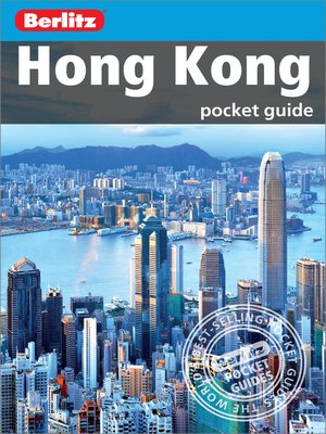 cover image of Berlitz Pocket Guide Hong Kong